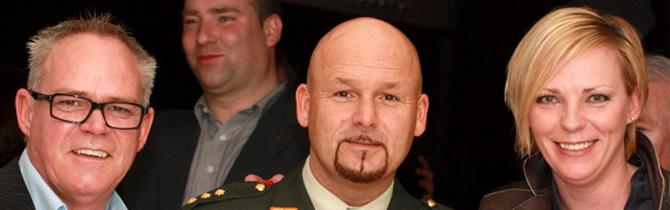29-02-2012 | Marco Kroon gastspreker bij SuitClub