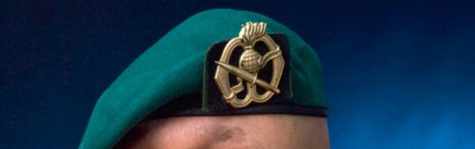 24-03-2012 | Marco Kroon eregast 70 jarig bestaan Korps Commandotroepen