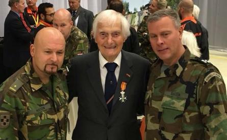 05-10-2017 | Marco Kroon aanwezig bij commando overdracht nieuwe CDS