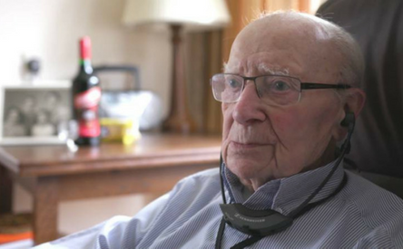 24-07-2018 | Oudste veteraan André du Pon (105) overleden