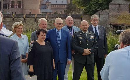 22-06-2017 | Marco Kroon te gast bij jaarlijkse Nationale Haringpartij