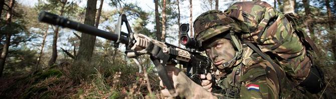 11-05-2012 | Marco Kroon begroet u op de Landmachtdagen