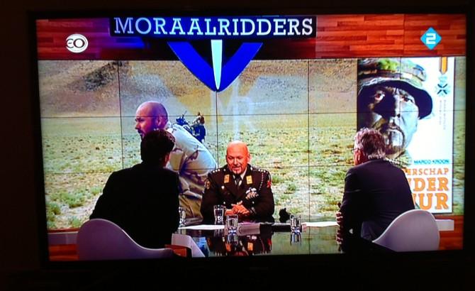 21-11-2012 | Marco Kroon bij Moraalridders