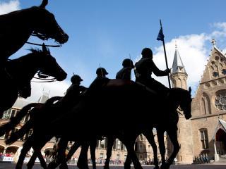 16-09-2014| Marco Kroon aanwezig bij Prinsjesdag