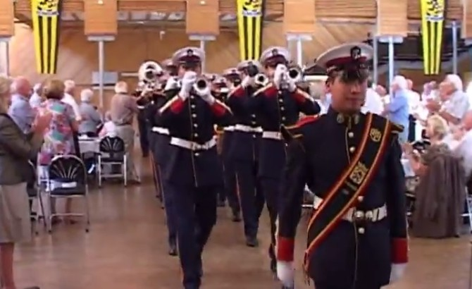 24-06-2015 | Marco Kroon gastspreker op Schiedamse veteranendag
