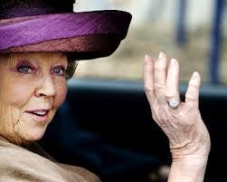 30-04-2013 | Kapitein Kroon aanwezig bij abdicatie Koningin