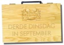 17-09-2013   Kapitein Kroon commandant erewacht op Prinsjesdag