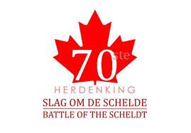 01-11-2014 | Marco Kroon bij herdenking slag om de Schelde