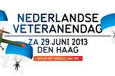 29-06-2013 | Kapitein Kroon te gast bij de Nederlandse Veteranendag