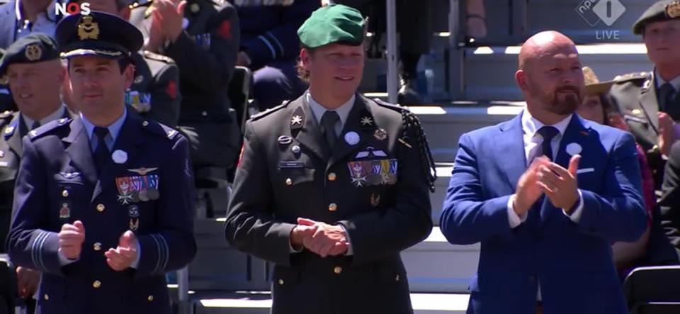 2019-06-29 | Marco Kroon op Veteranendag Den Haag