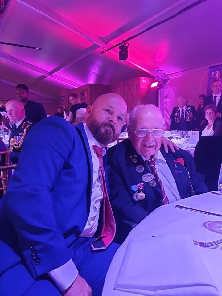 2019-09-15 | Huldiging WW2 veteranen in Eerde