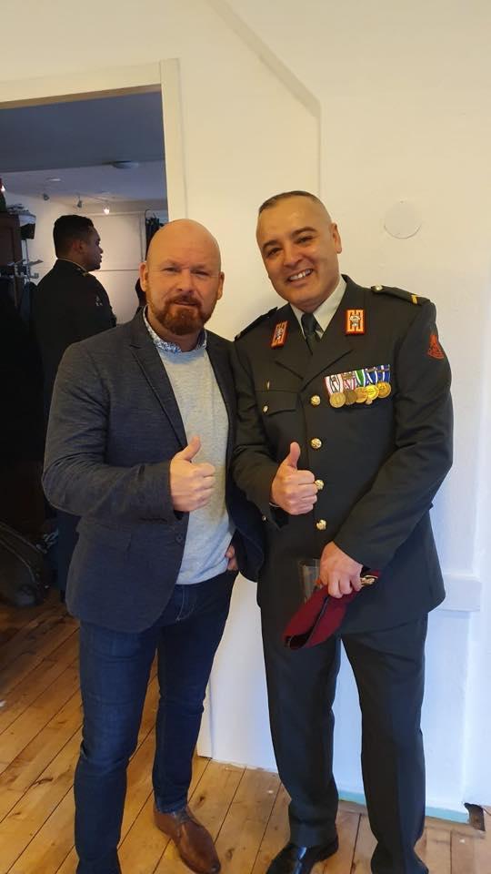 2020-03-10 | Marco Kroon bij heruitreiking militaire onderscheidingen aan Jamal