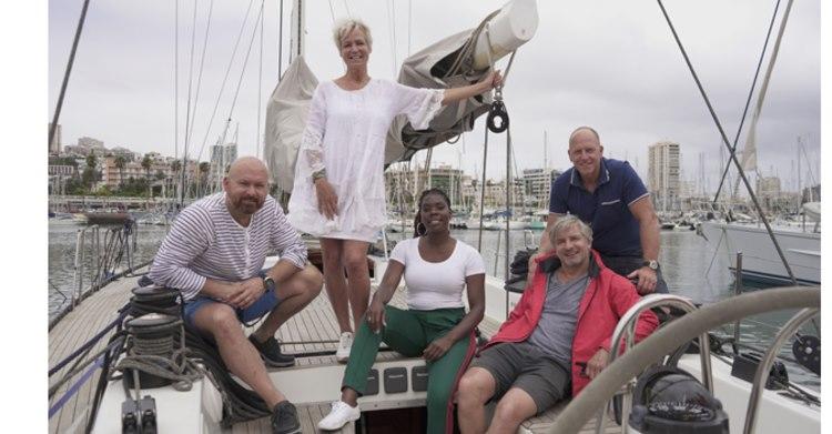 2020-11-09 | Marco Kroon in SBS6-programma 'Alle hens aan dek'